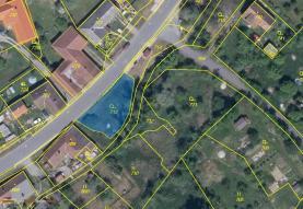Prodej, pozemek, 410 m2, Skřípov
