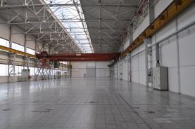 (Pronájem, výrobní hala, 2400 m2, Galanta - Slovensko), foto 3/13