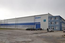 Pronájem, výrobní hala, 2400 m2, Galanta - Slovensko