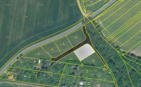 Prodej, stavební pozemek, 883 m2, Plzeň - Malesice