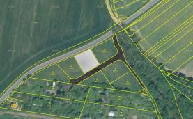 Prodej, stavební pozemek, 814 m2, Plzeň - Malesice
