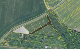 Prodej, stavební pozemek, 975 m2, Plzeň - Malesice