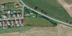 Prodej, stavební parcela, 2620 m2, Staňkov