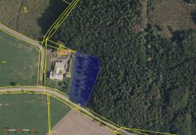 Prodej, pozemek, 2324 m2, Konice - Nová Dědina