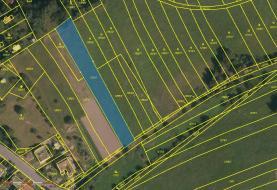 Prodej, pole, 2195 m2, Sušice u Přerova