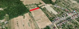 Prodej, pozemek, 1432 m2, Bohuslávky