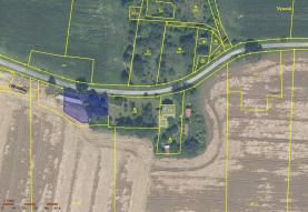 Prodej, pozemek, 921 m2, Mikulovice - Kolnovice