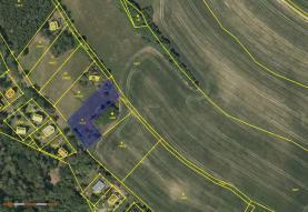 Prodej, pozemek, 1192 m2, Lipová - Seč