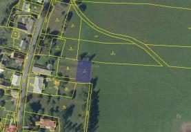 Prodej, pozemek, 615 m2, Moravský Beroun - Nové Valteřice