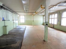 (Prodej, výrobní objekt, 1221 m2, Kraslice, ul. Pod nádražím), foto 2/38