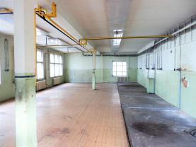 (Prodej, výrobní objekt, 1221 m2, Kraslice, ul. Pod nádražím), foto 4/38