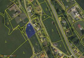 Prodej, pozemek, 962 m2, Radiměř