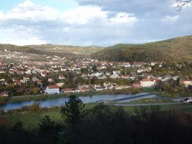 Prodej, stavební pozemek 8800 m2, Beroun - Zdejcina