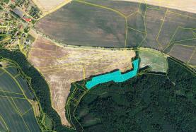 Prodej, les, 12560 m2, Všetaty u Rakovníka