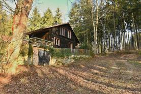 Prodej, chalupa 6+2, 1034 m2, Planá - Dolní Sedliště