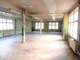 (Prodej, skladový objekt, 1221 m2, Kraslice, ul. Pod nádražím), foto 2/39