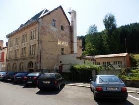 Prodej, skladový objekt, 1221 m2, Kraslice, ul. Pod nádražím