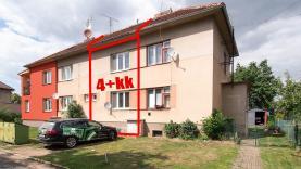 Prodej, byt 4+kk se zahradou, 67 m2, Zruč nad Sázavou