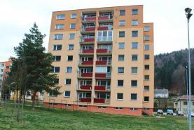 Prodej, byt 3+1, 72 m2, Hanušovice