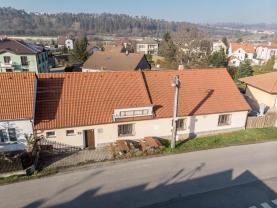Prodej, rodinný dům 3+1, 240 m2, Králův Dvůr - Popovice