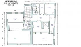 (Pronájem, kancelářské prostory, 216 m2, Plzeň - centrum), foto 2/6