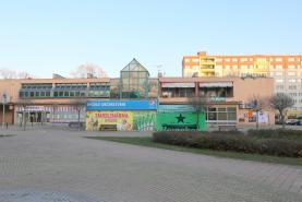 Pronájem, komerční prostory, Pardubice, ul. Ohrazenická
