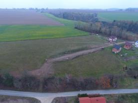 Prodej, stavební pozemek, 1000 m2 Onšov