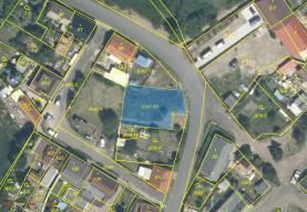 Prodej, stavební pozemek, 499 m2, Přečáply