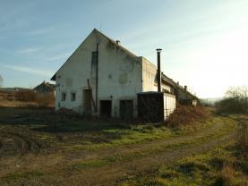 Prodej, zemědělský objekt, 3473 m2, Kokšín