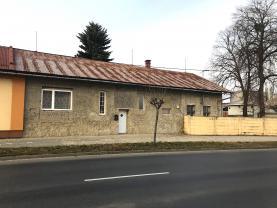 Prodej, rodinný dům Chropyně, ul. Komenského