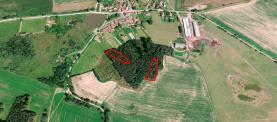 Prodej, pozemek 5944 m2, Milčice