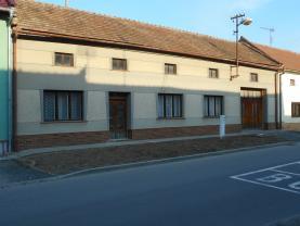 Prodej, rodinný dům 3+1, 1 248 m2, Medlovice u Vyškova