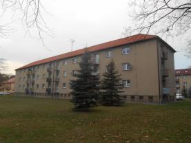 Pronájem, byt 2+1, 55 m2, Pardubice - Dukla