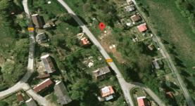 Prodej, stavební pozemek, 1644 m2, Drchlava