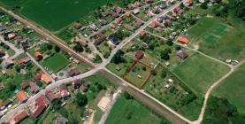 Prodej, stavební parcela, 1292 m2, Zdemyslice