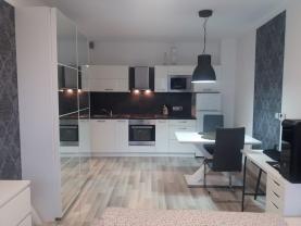 Prodej, byt 1+kk, 36 m2, Moravany, ul. Višňová