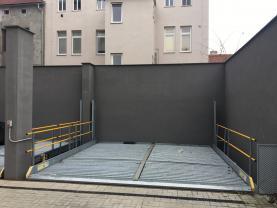 Prodej, parkovací stání, České Budějovice, ul. Riegrova
