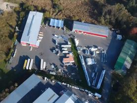 Pronájem, skladovací a výrobní haly, Planá nad Lužnicí