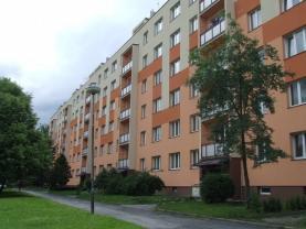Pronájem, byt 2+1, 55 m2, Třinec, ul. Lidická