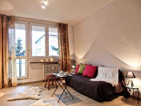 Prodej, byt 1+1, 37 m2, Ostrava, ul. Hudební