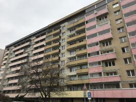 Prodej, byt 1+1, 39 m2, Ostrava - Výškovice, ul. Srbská
