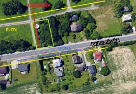 Prodej, pozemek, 833 m2, Rychvald