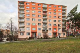 Prodej, byt 1+1, 36m2, Plzeň, Pod Vrchem