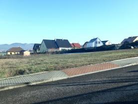 Prodej, stavební pozemek, 1706 m2, Trubín