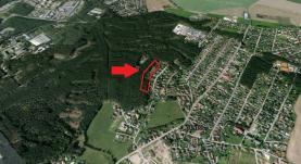 Prodej, pozemek, 8182 m2, Zruč-Senec