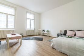 Prodej, byt 1+1, 48 m², OV, Praha 10 - Strašnice