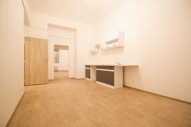Prodej, byt 2+kk, 52 m2, Praha 2 - Nové Město