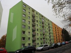 Pronájem, byt 1+1, 41 m2, DV, Chomutov, ul. Kamenný vrch