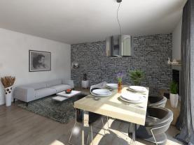 Prodej, rodinný dům 4+kk, 90 m2, Zbůch u Plzně
