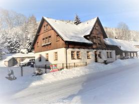 Prodej, rodinný dům, Horní Maršov, ul. Lysečinská